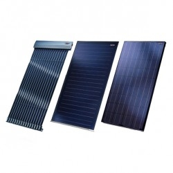 Сонячні колектори для нагріву води