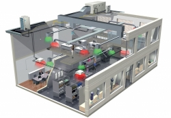 Вентиляція промислових приміщень